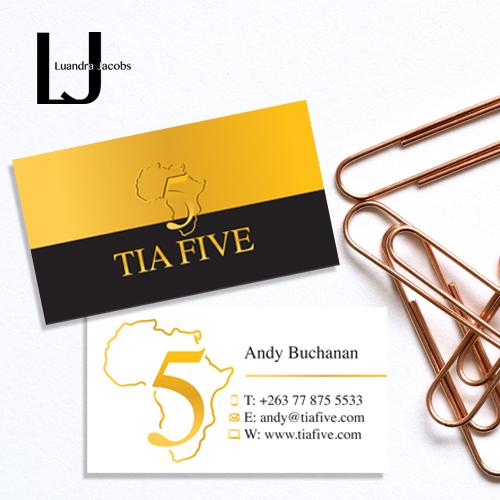 TIA Five-Business Card
